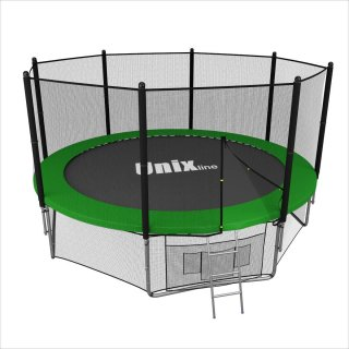 фото БАТУТ UNIX 10 FT OUTSIDE (GREEN)