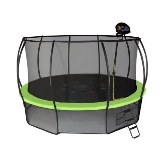 фото Батут Hasttings Air Game Basketball 15ft (460 см) с защитной сет