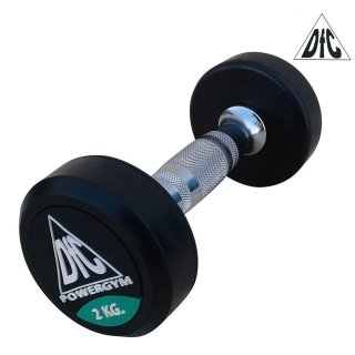 фото Гантели пара 2кг DFC POWERGYM DB002-2