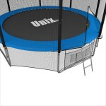 БАТУТ UNIX 14 FT OUTSIDE (BLUE) фото 3